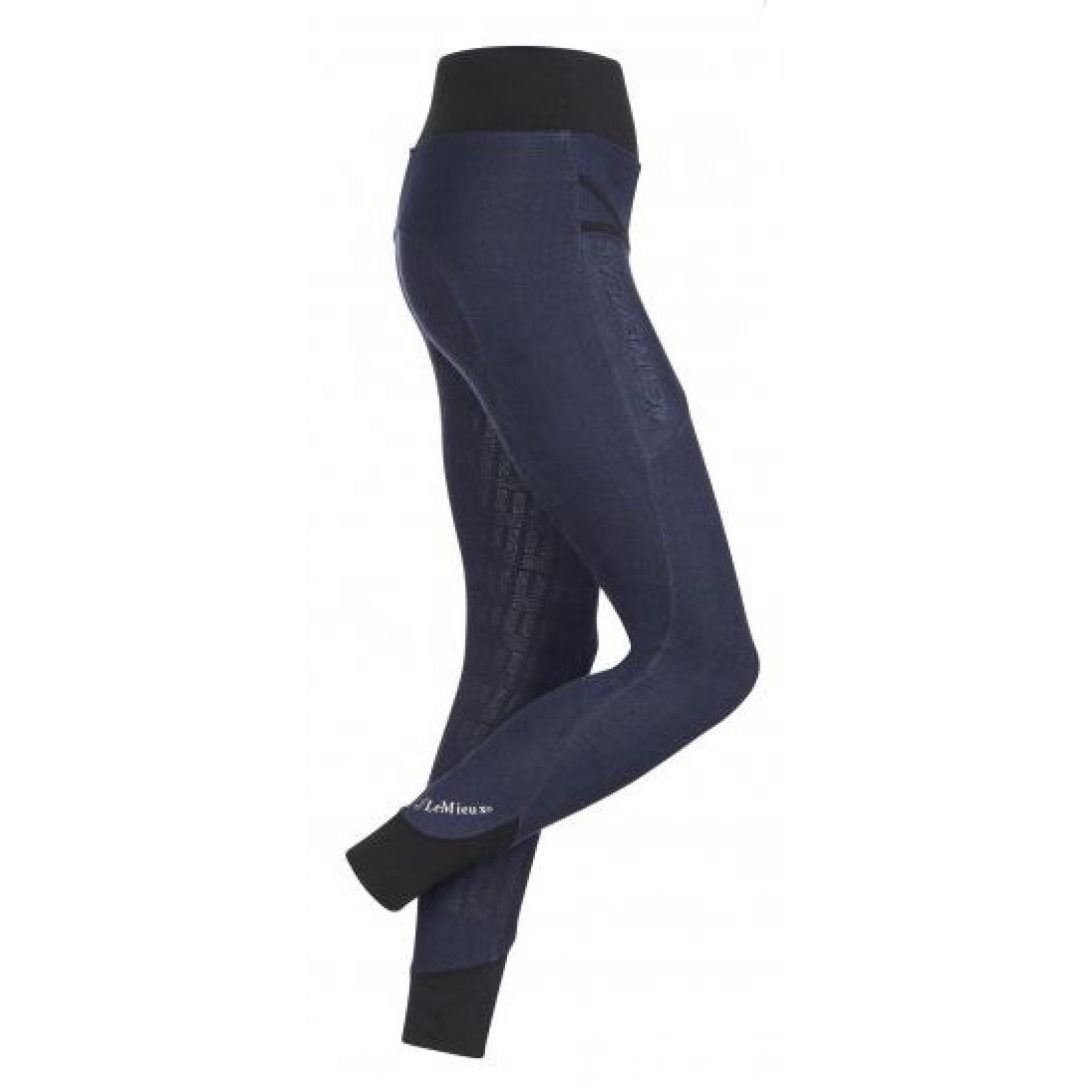 My-LeMieux-Pull-On-Breeches-Riding-Tights miniature 7