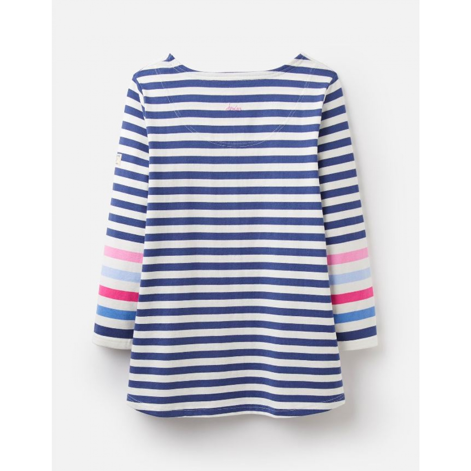 Joules-Harbour-Jersey-3-4-Sleeve-Top-SS19 thumbnail 12