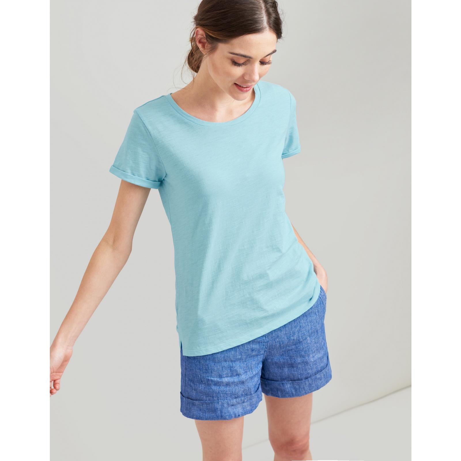 Joules-Nessa-ligero-Jersey-Camiseta-SS19 miniatura 5