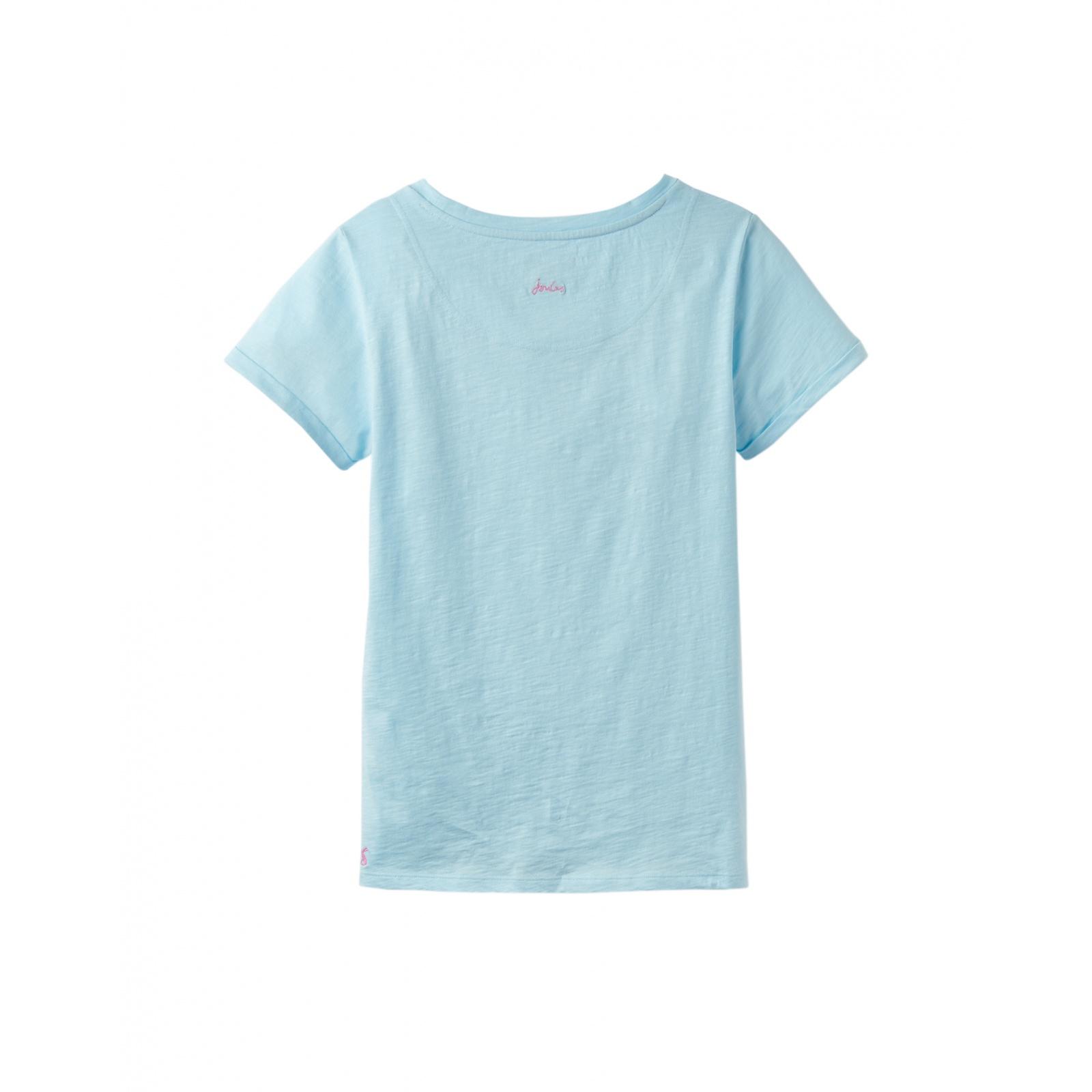 Joules-Nessa-ligero-Jersey-Camiseta-SS19 miniatura 4
