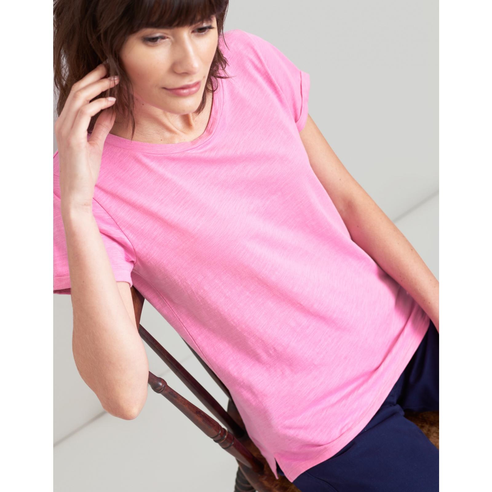 Joules-Nessa-ligero-Jersey-Camiseta-SS19 miniatura 26
