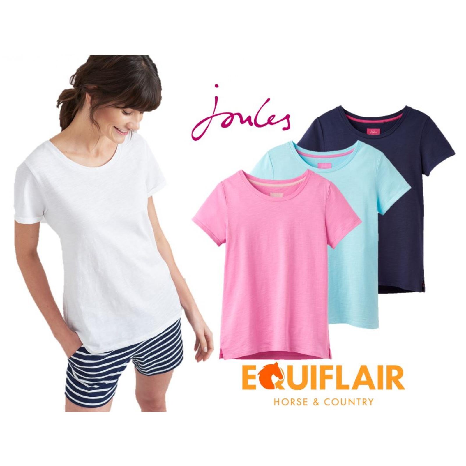 Joules-Nessa-ligero-Jersey-Camiseta-SS19 miniatura 8