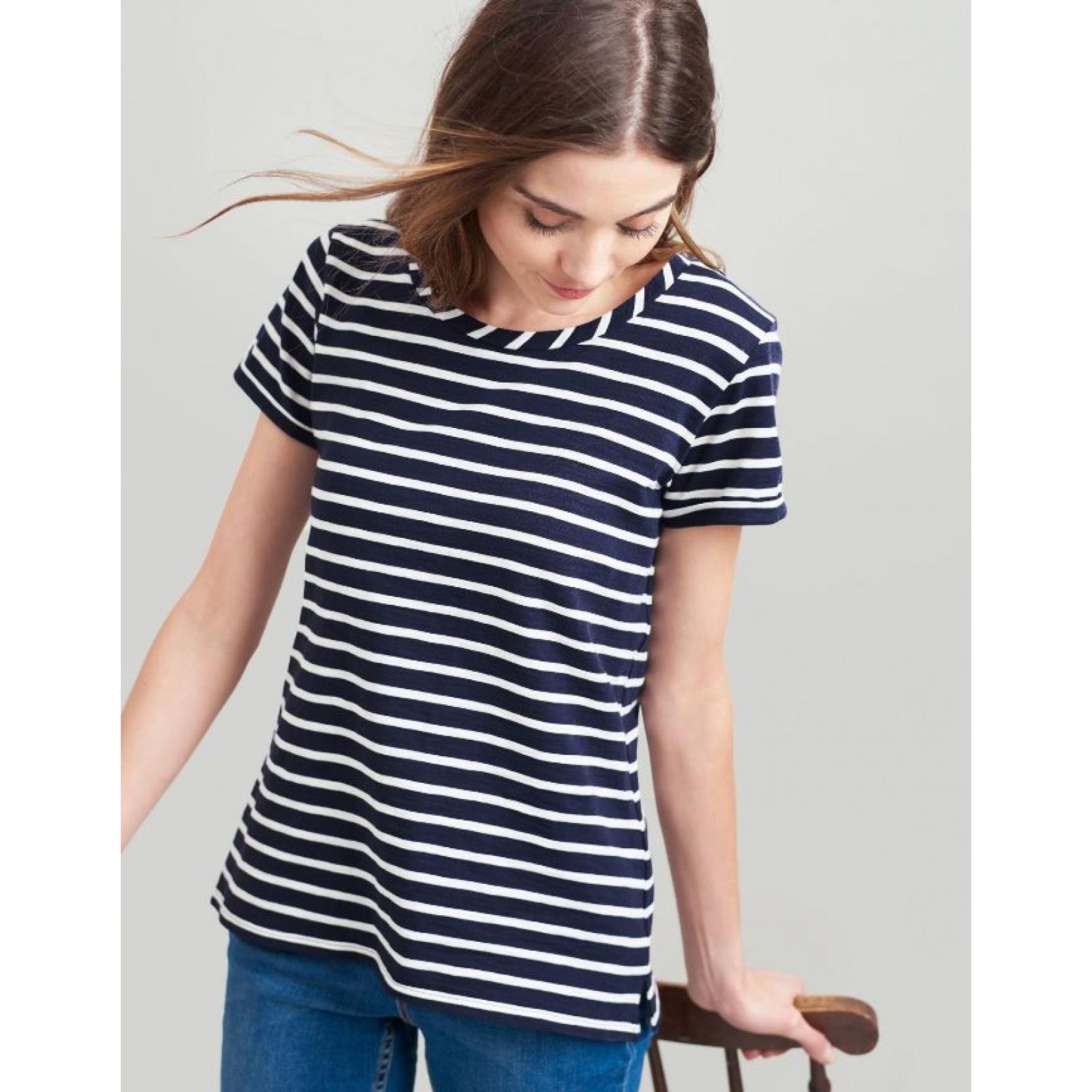 Joules-Nessa-Raya-Ligero-Jersey-Camiseta-SS19 miniatura 20