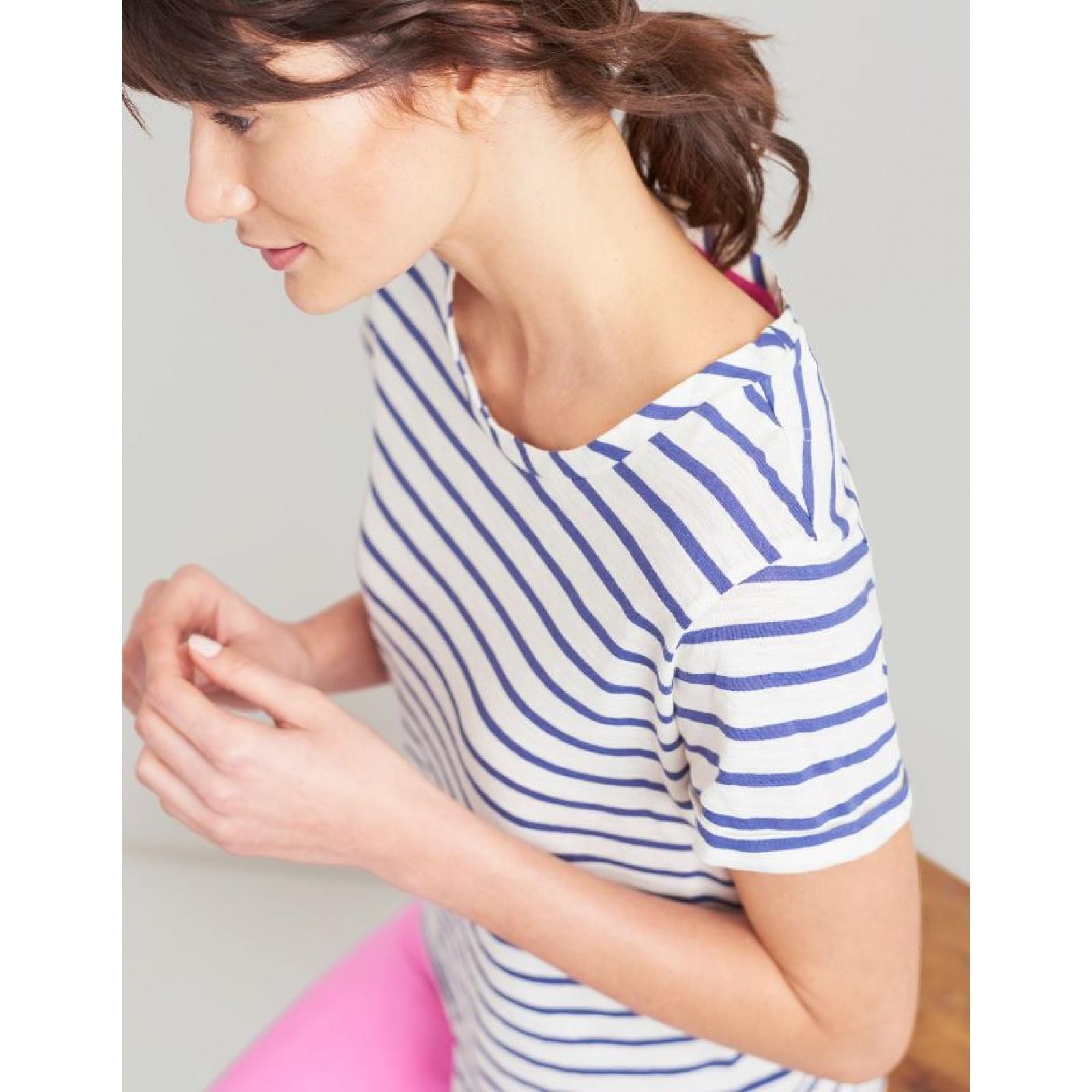 Joules-Nessa-Raya-Ligero-Jersey-Camiseta-SS19 miniatura 15