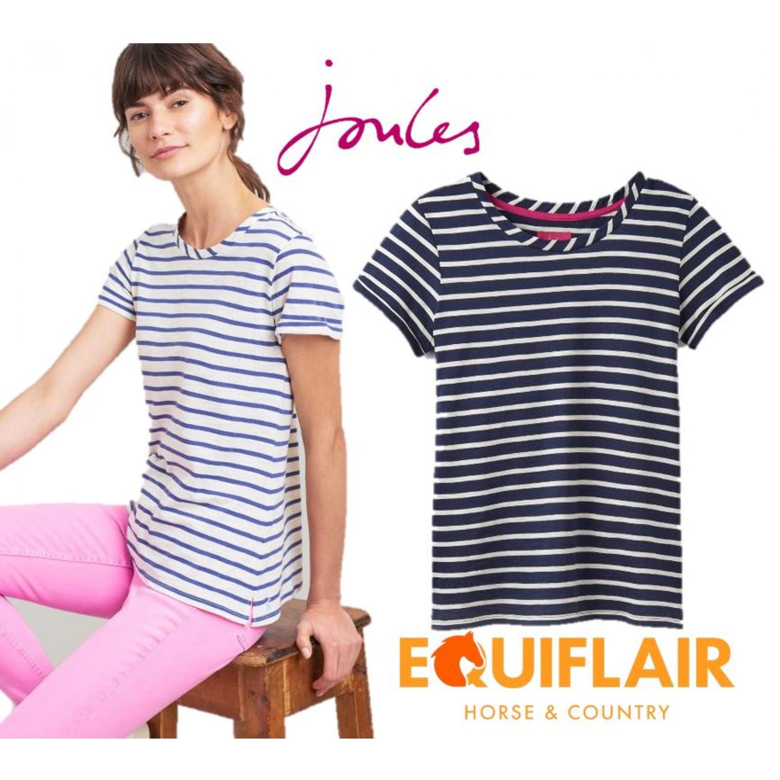 Joules-Nessa-Raya-Ligero-Jersey-Camiseta-SS19 miniatura 6
