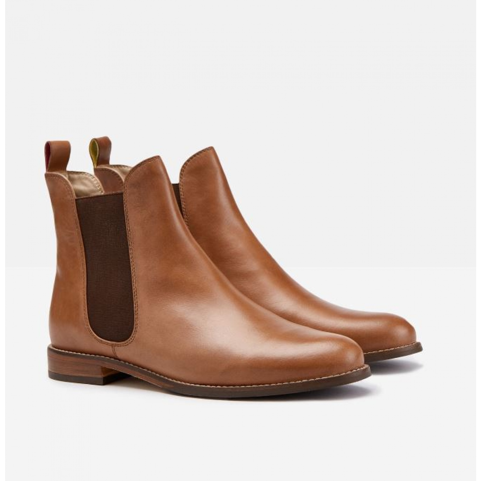 Joules-Westbourne-Premium-Leather-Chelsea-Boot-ALL-COLOURS miniature 22