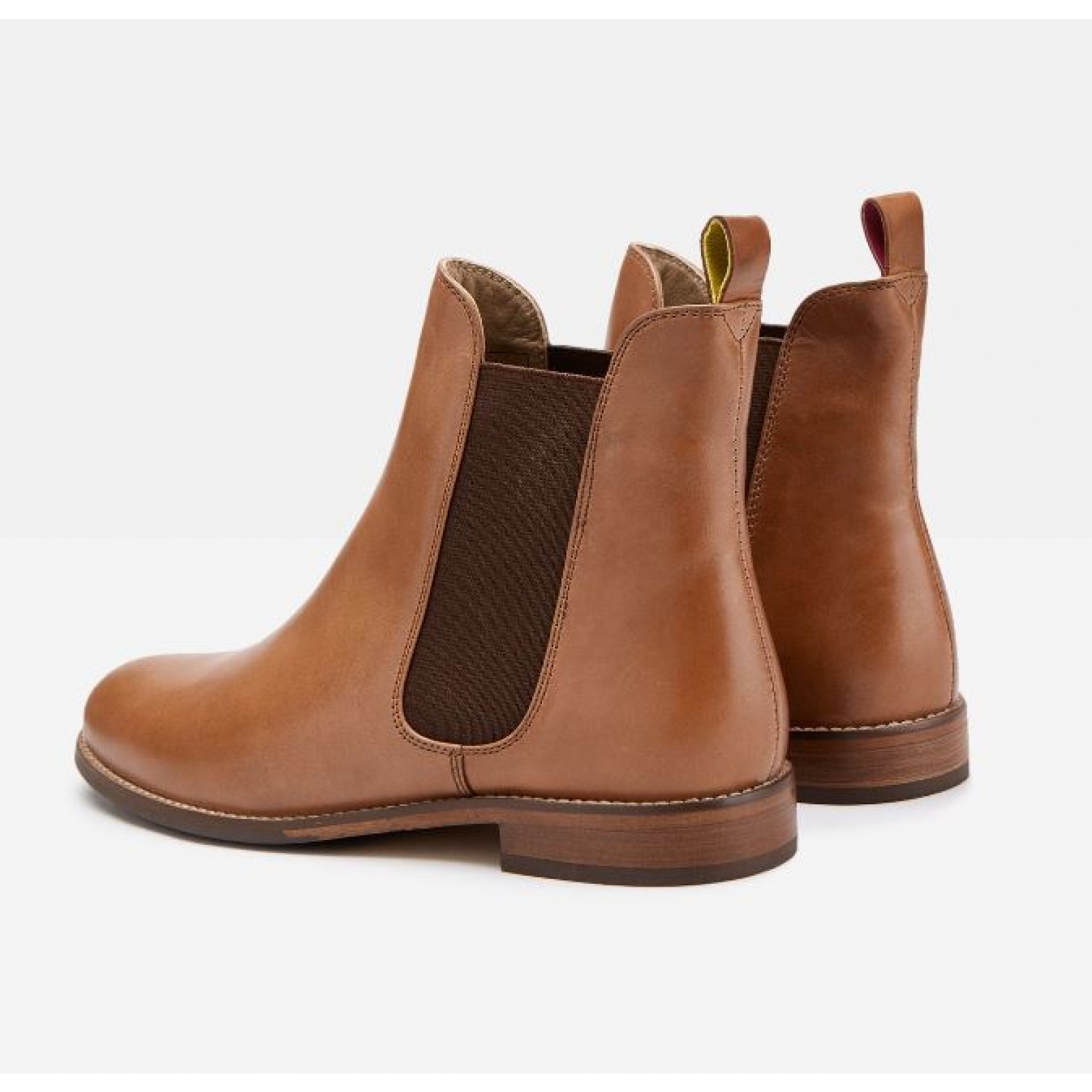 Joules-Westbourne-Premium-Leather-Chelsea-Boot-ALL-COLOURS miniature 23