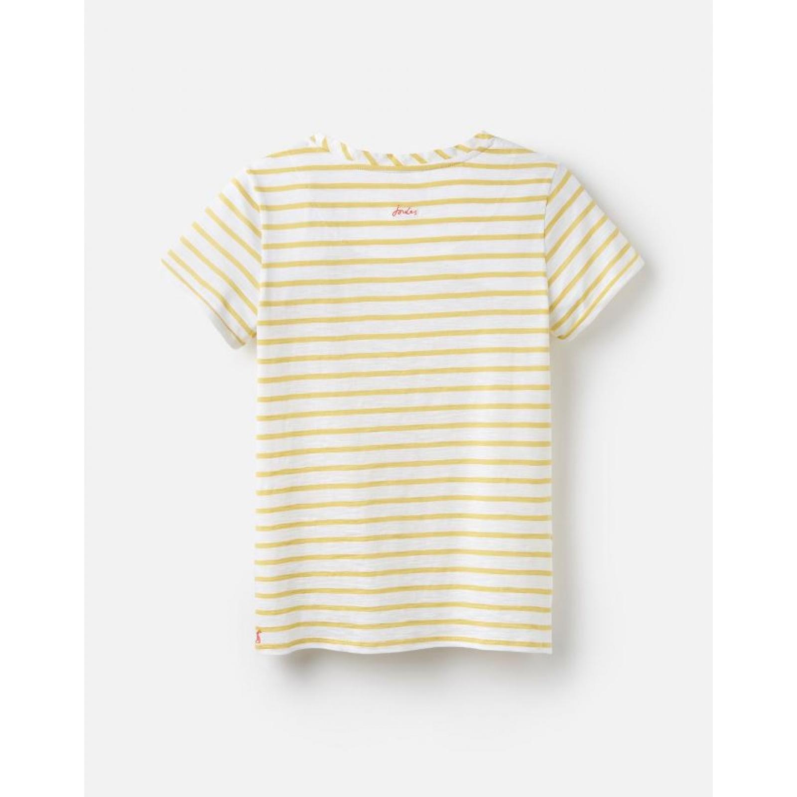 Joules-Nessa-Raya-Ligero-Jersey-Camiseta-SS19 miniatura 29