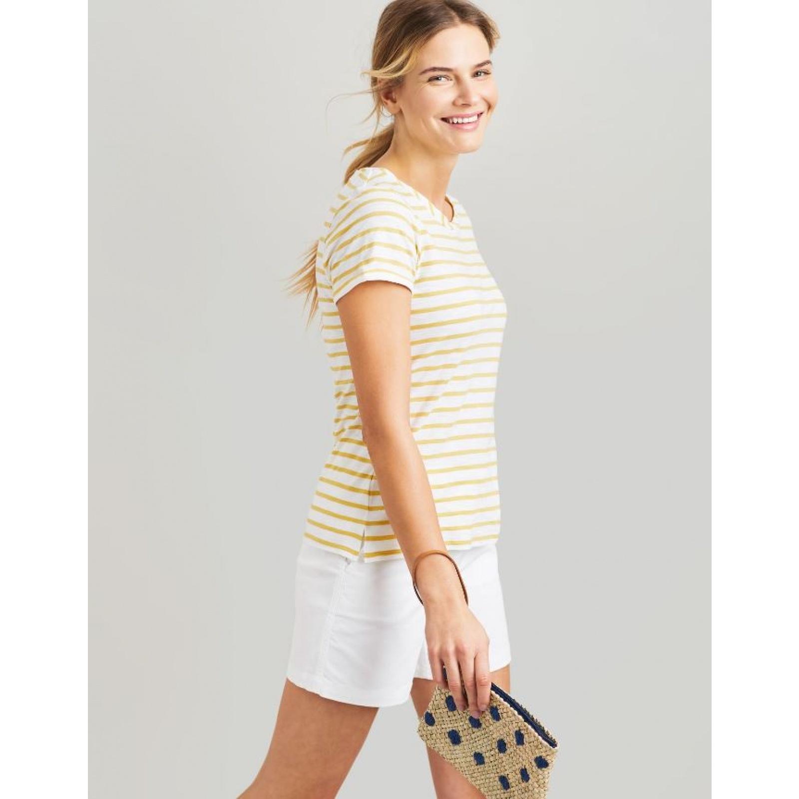 Joules-Nessa-Raya-Ligero-Jersey-Camiseta-SS19 miniatura 31