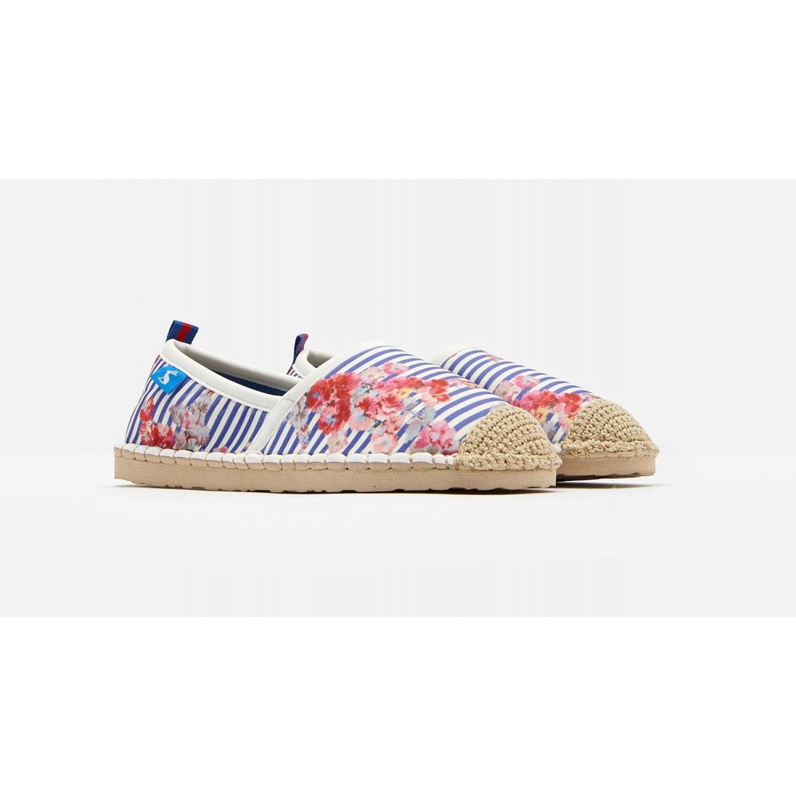 Joules-Ocean-Flipadrille-Lightweight-Summer-Shoe-SS19 miniature 3