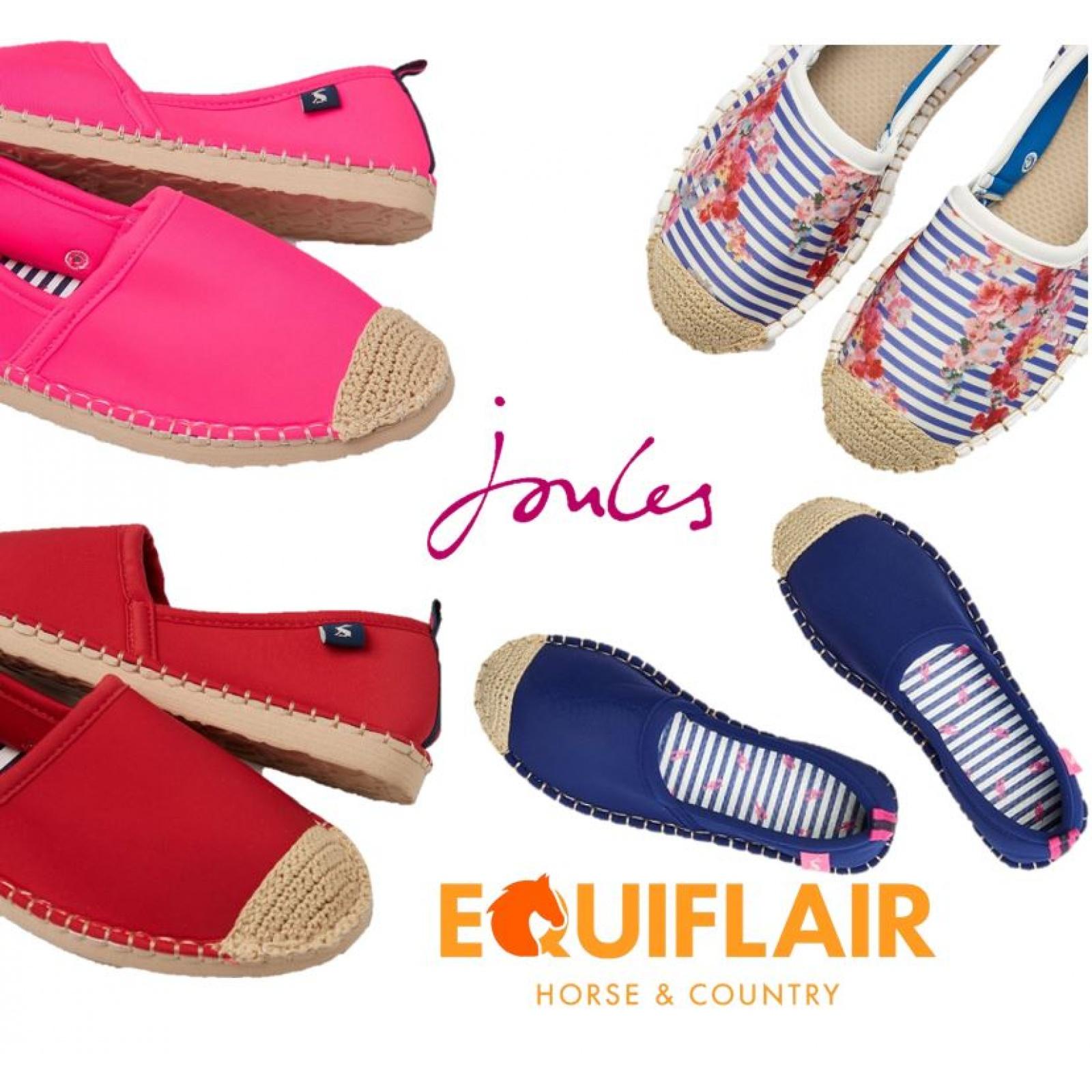 Joules-Ocean-Flipadrille-Lightweight-Summer-Shoe-SS19 miniature 6