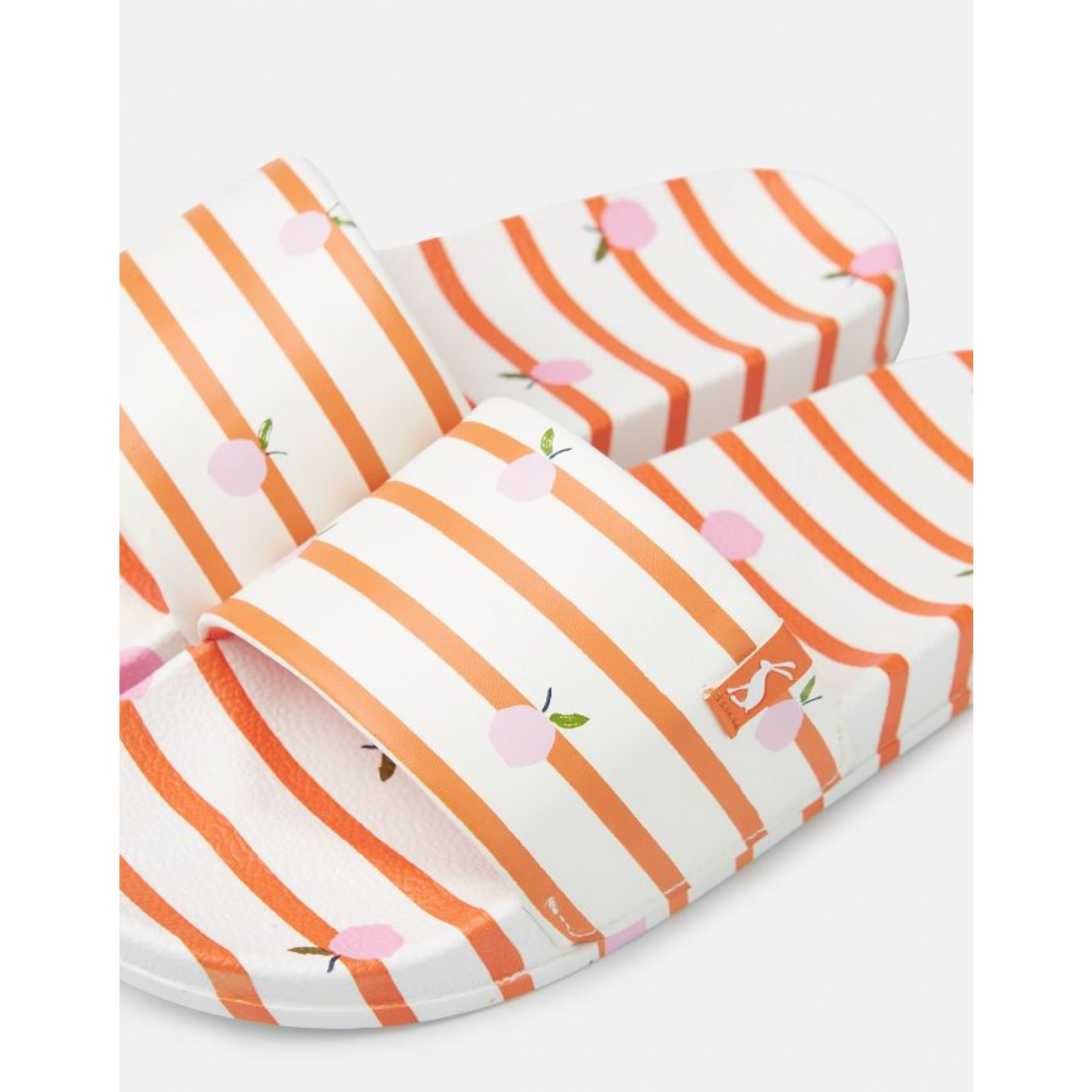 Joules-Poolside-PU-Sliders-Beach-Holiday-Shoes-SS19 miniature 20