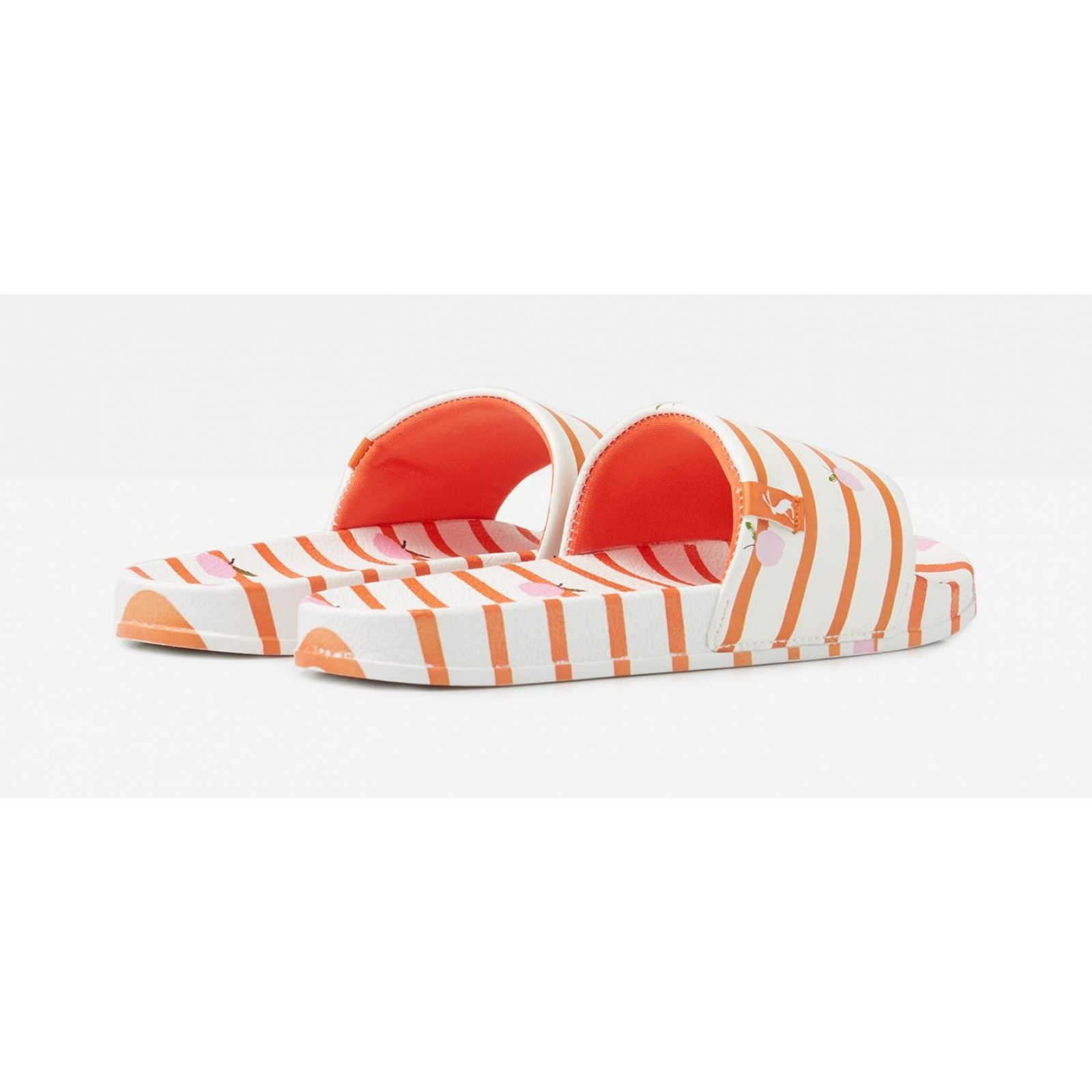 Joules-Poolside-PU-Sliders-Beach-Holiday-Shoes-SS19 miniature 19