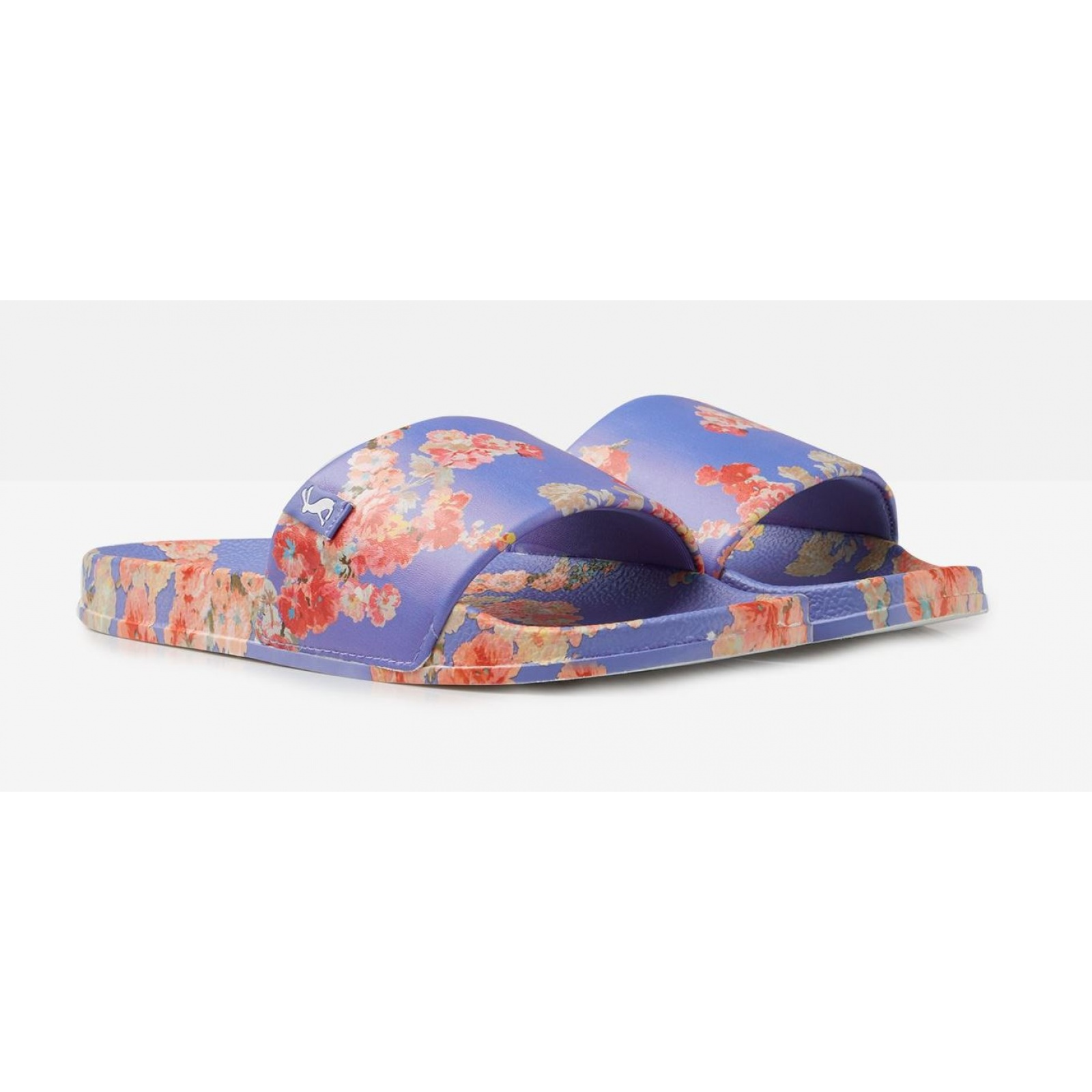 Joules-Poolside-PU-Sliders-Beach-Holiday-Shoes-SS19 miniature 3
