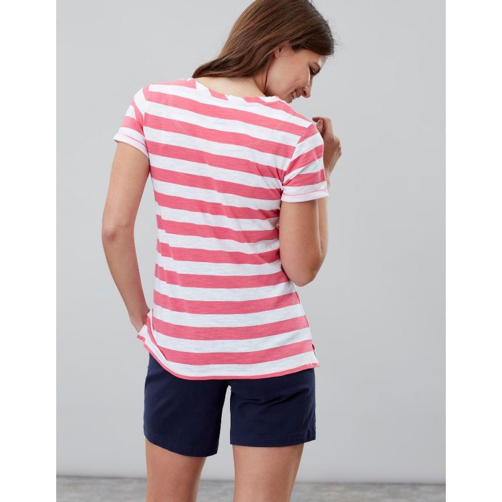 Joules-Nessa-Raya-Ligero-Jersey-Camiseta-SS19 miniatura 25