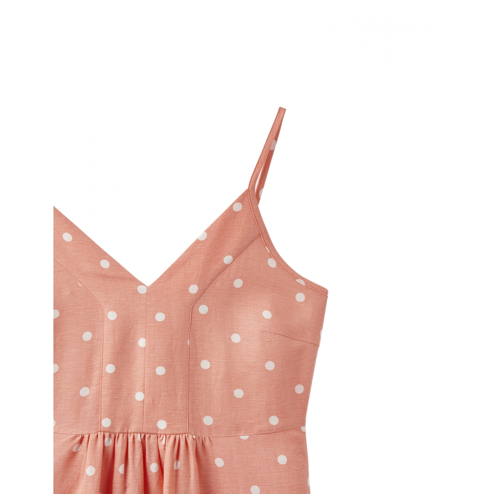 Joules-Zoey-V-Neck-Strappy-Dress-MORE-COLOURS miniature 23