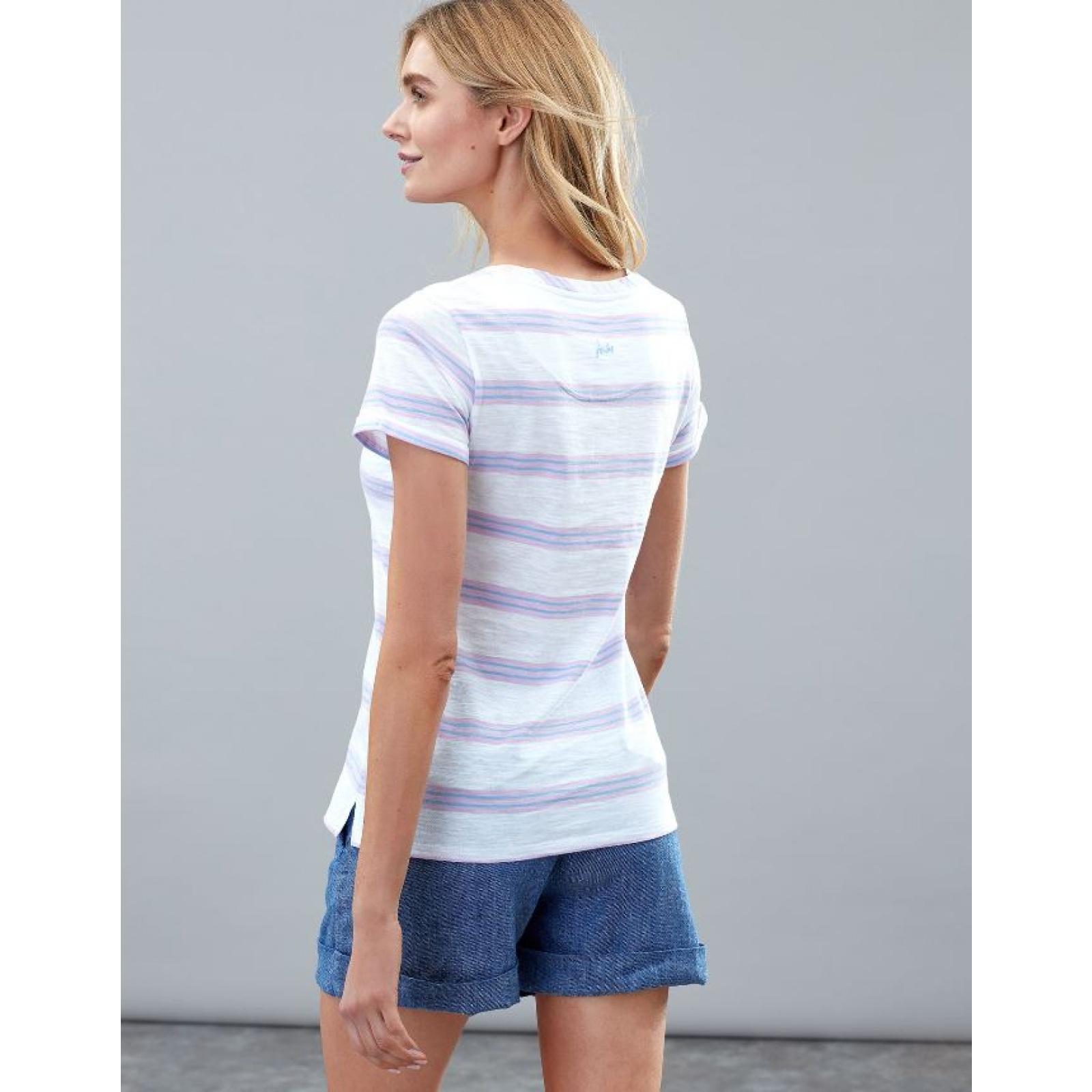 Joules-Nessa-Raya-Ligero-Jersey-Camiseta-SS19 miniatura 9