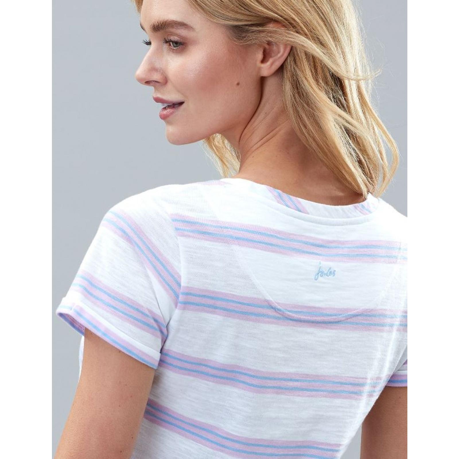 Joules-Nessa-Raya-Ligero-Jersey-Camiseta-SS19 miniatura 11