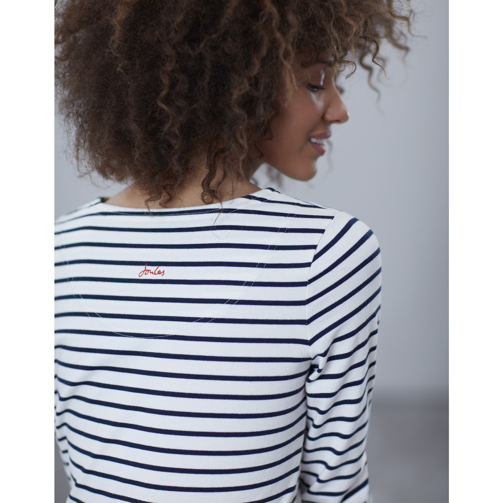 Joules-Harbour-Long-Sleeve-Jersey-Top-ALL-COLOURS thumbnail 18
