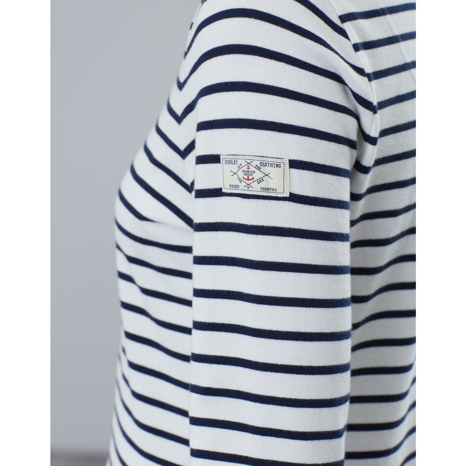 Joules-Harbour-Long-Sleeve-Jersey-Top-ALL-COLOURS thumbnail 21