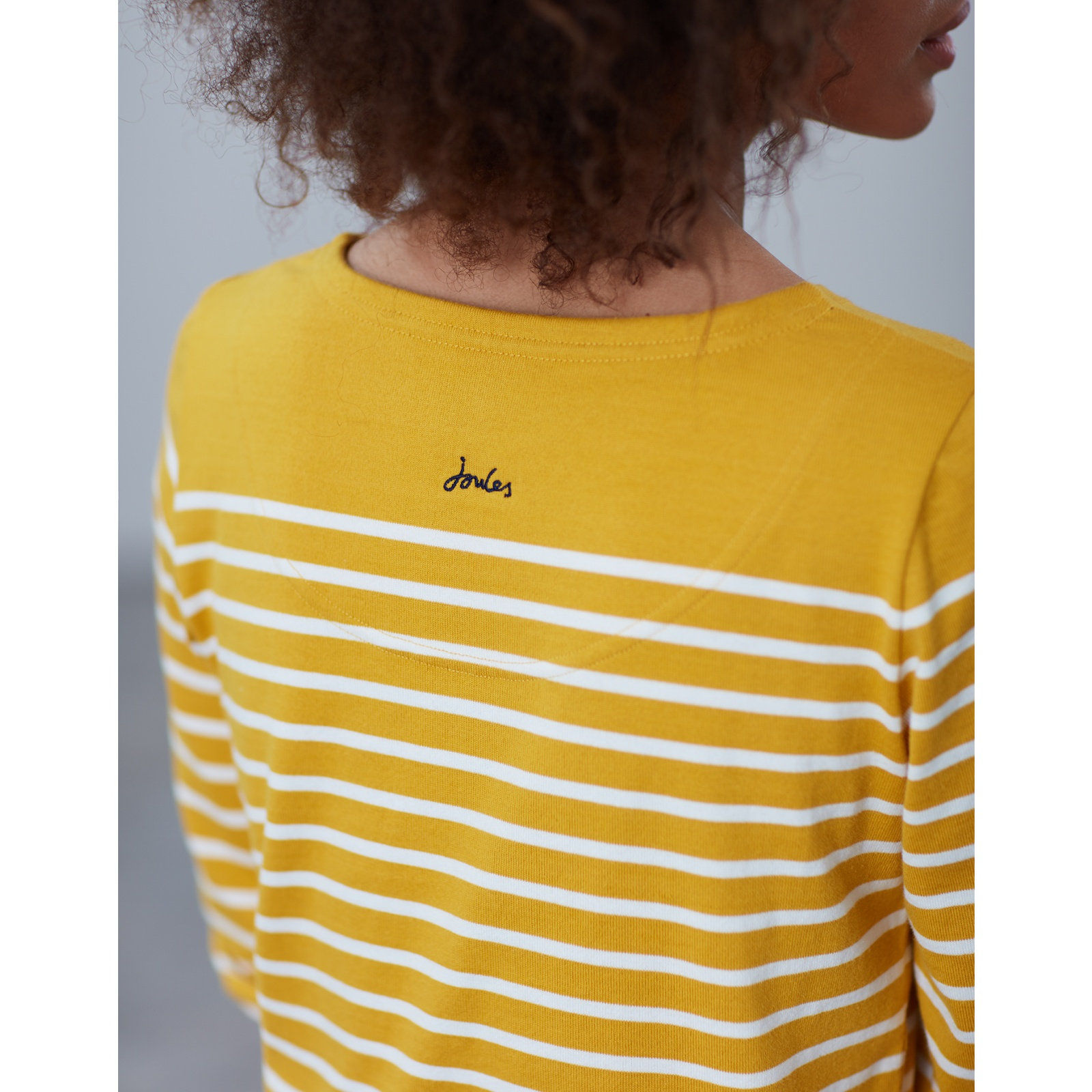 Joules-Harbour-Embroidered-Long-Sleeve-Jersey-Top-MORE-COLOURS thumbnail 20