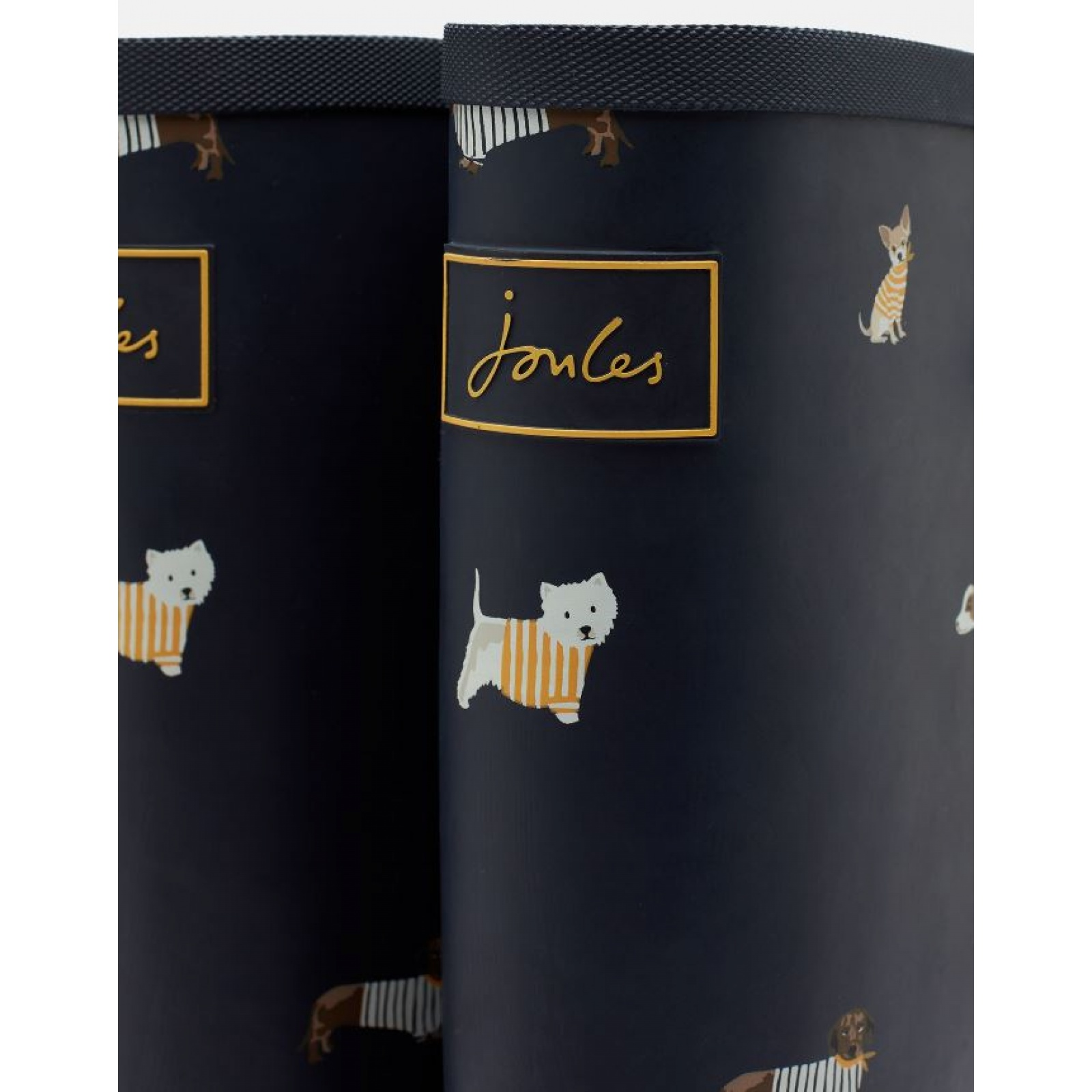Joules-Welly-Print-with-Adjustable-Back-Gusset-MORE-COLOURS miniature 24