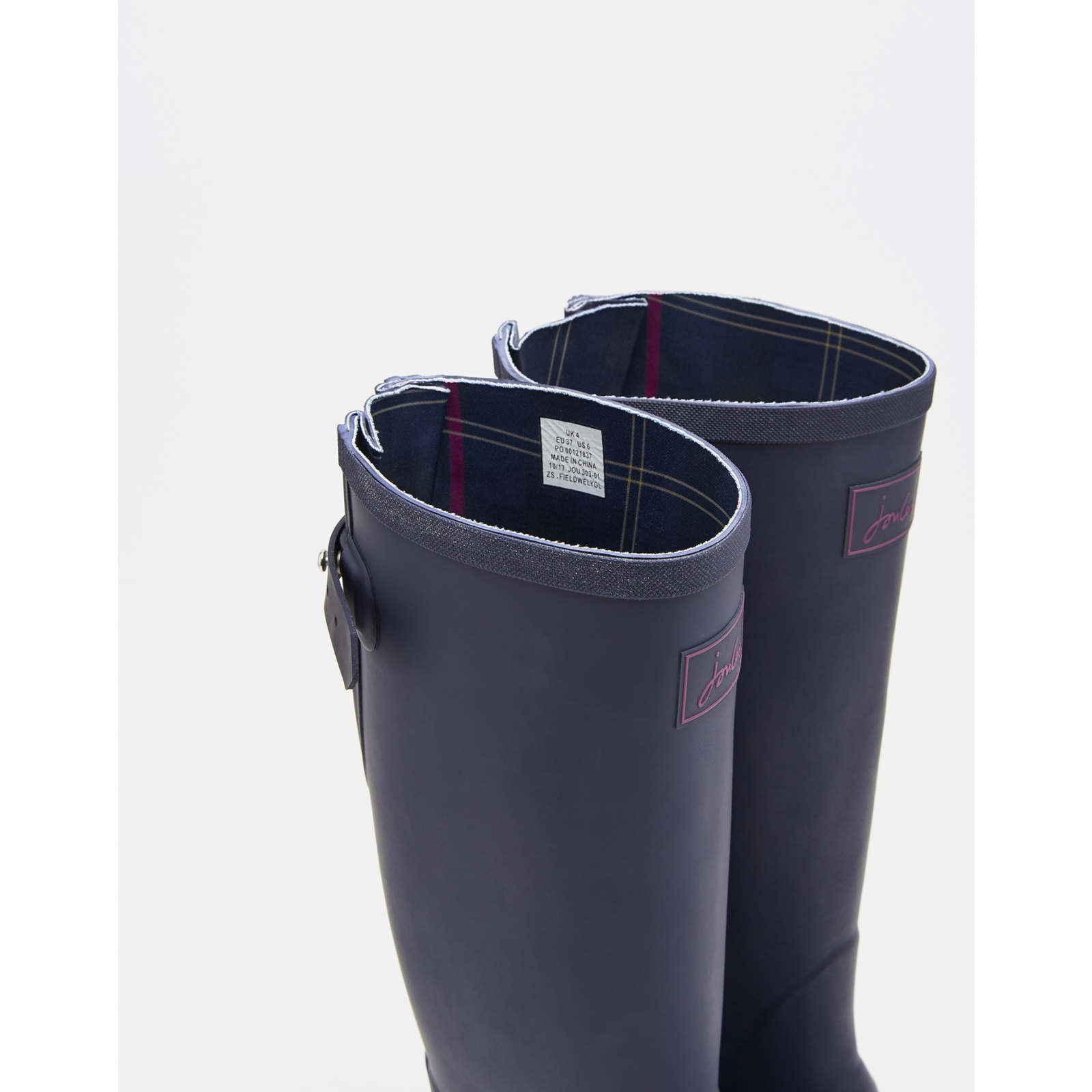Joules-Field-Wellies-with-Adjustable-Back-Gusset-More-Colours miniature 10