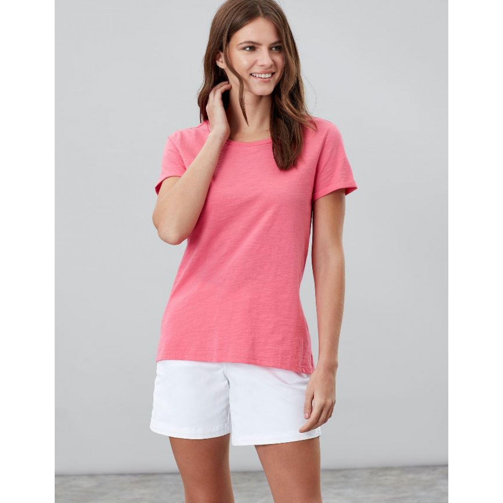 Joules-Nessa-ligero-Jersey-Camiseta-SS19 miniatura 31