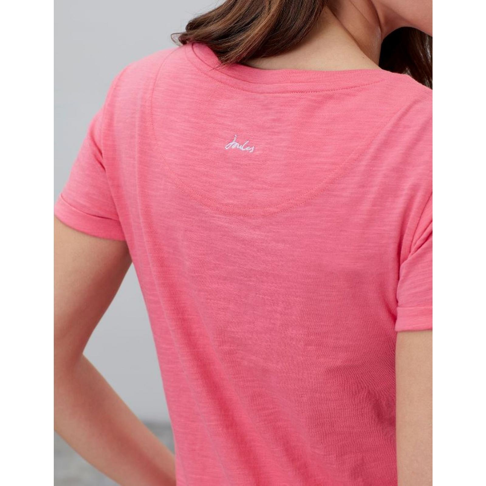 Joules-Nessa-ligero-Jersey-Camiseta-SS19 miniatura 32