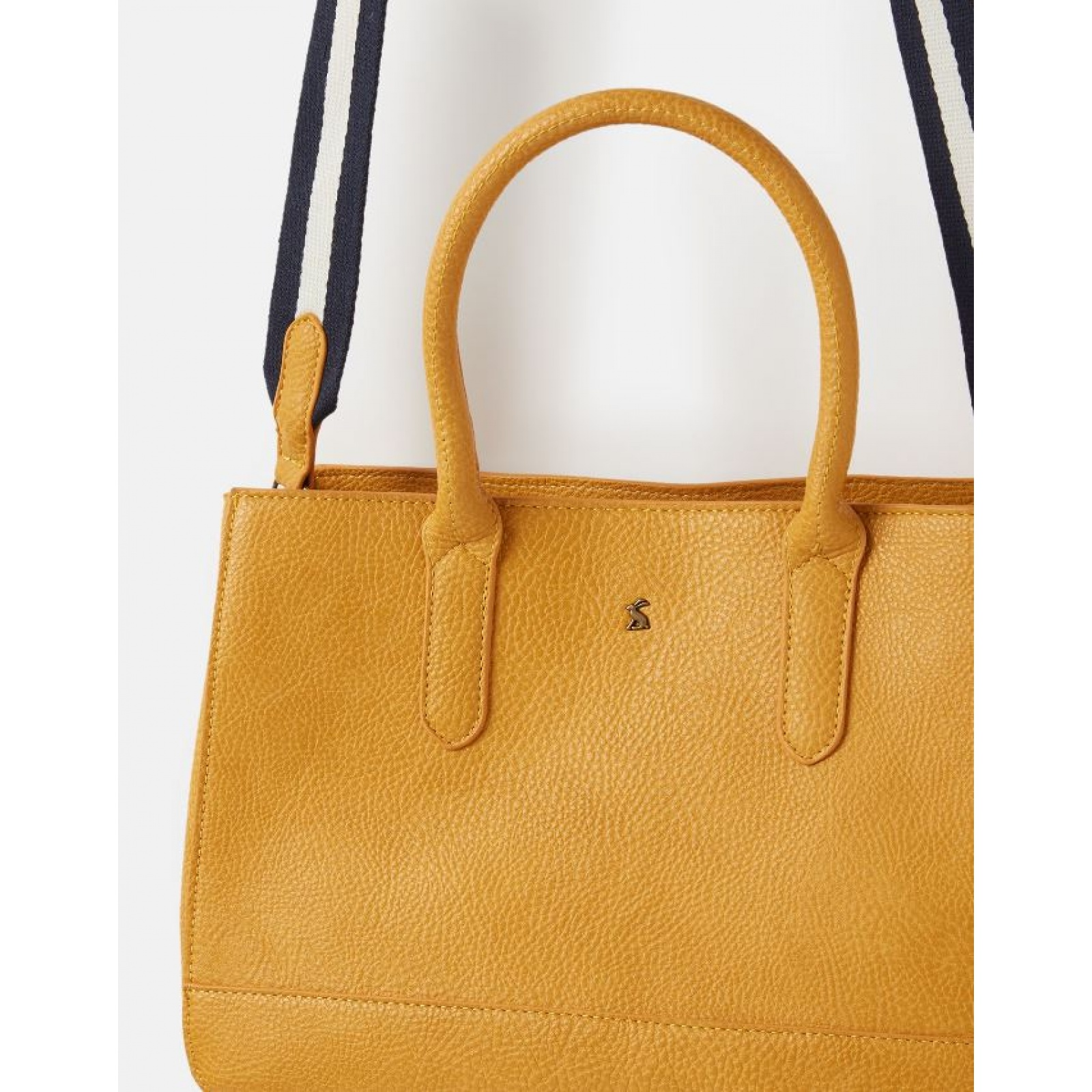 Joules-Thernwell-Bright-Faux-Leather-Grab-Bag-MORE-COLOURS miniature 10