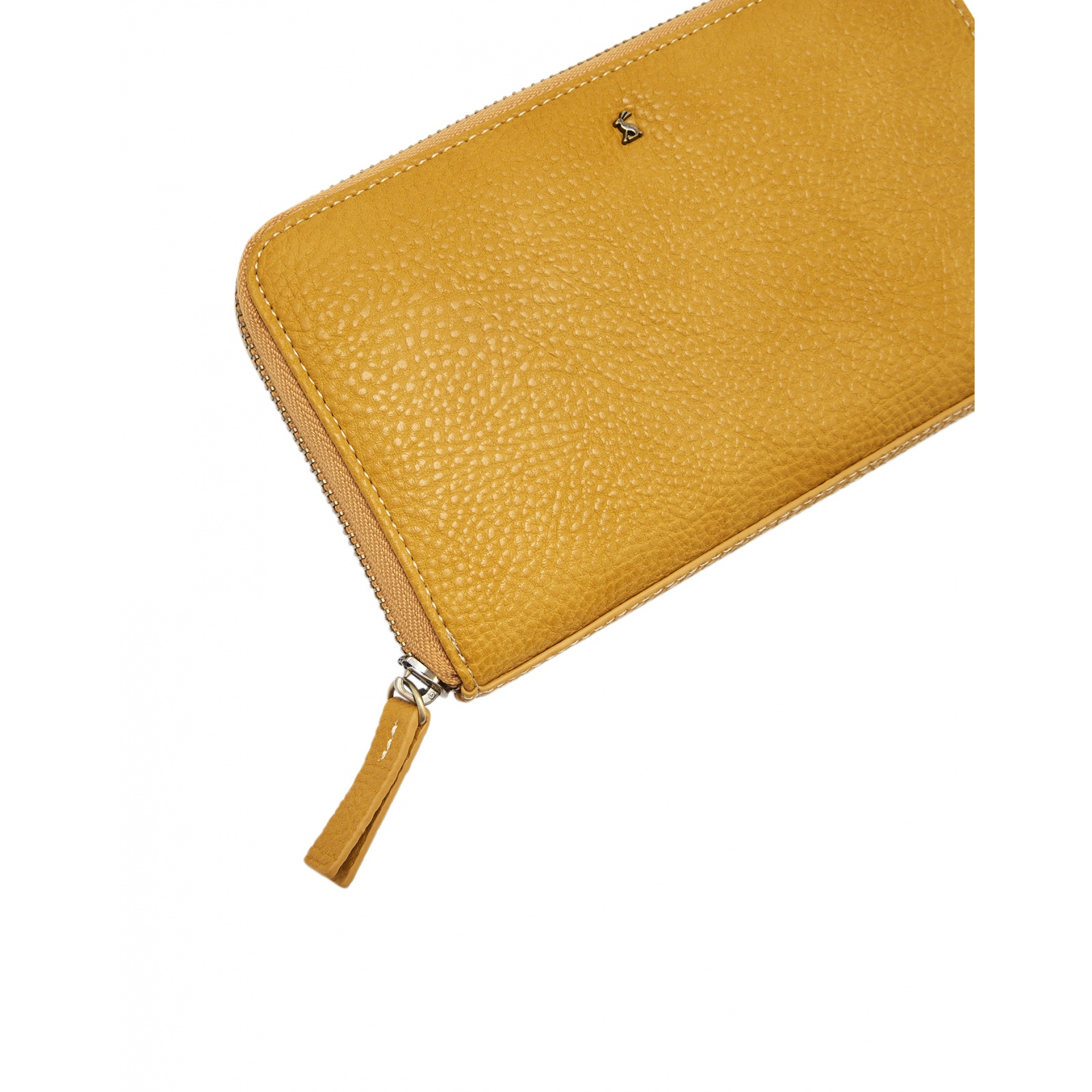 Joules-Fairford-Bright-Faux-Leather-Zip-Round-Purse-MORE-COLOURS miniature 8