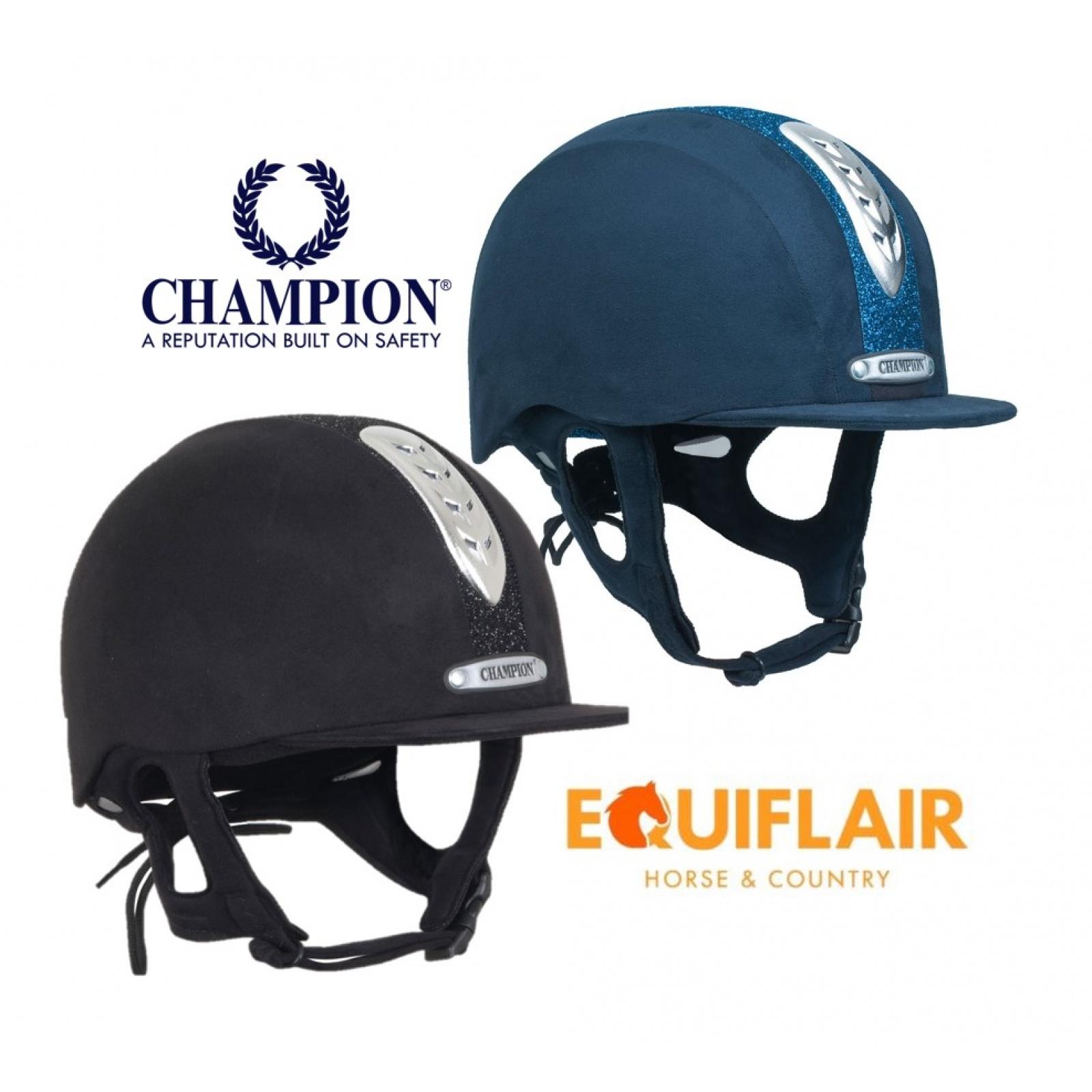 Champion-Junior-X-Air-Dazzle-Plus-Riding-Hat miniature 3