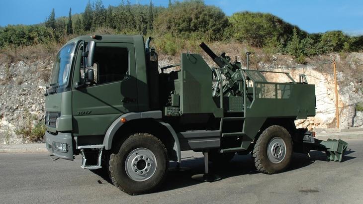 Land Mortar Ammunition Portfolio