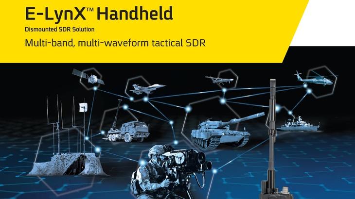 E-LynX™ Handheld