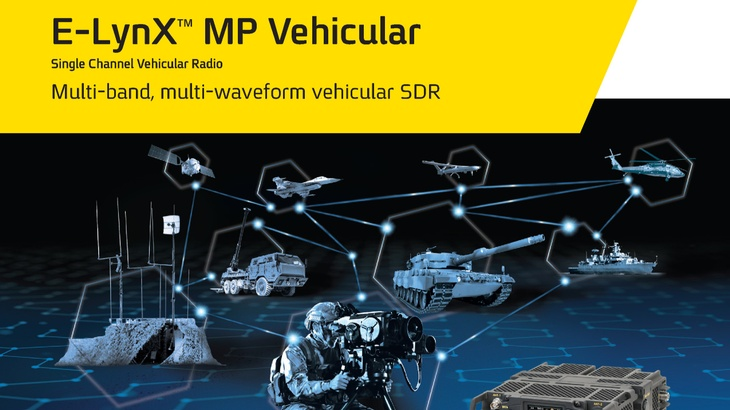 E-LynX™ MP Vehicular Single Channel