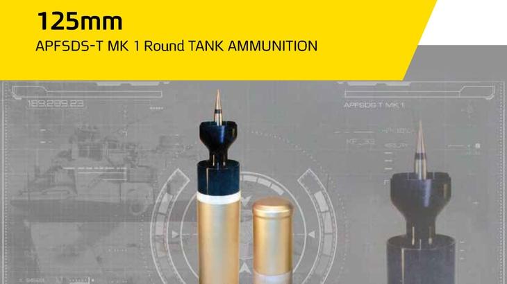 125mm Tank Ammunition