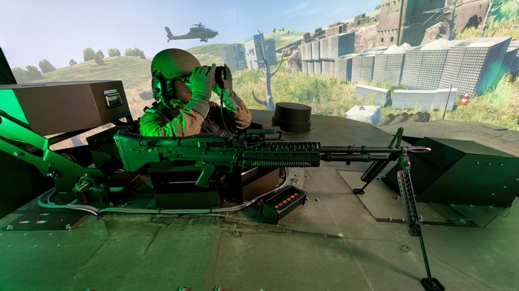 Platforms and Weapon Operators Training Systems