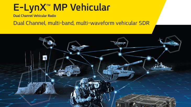 E-LynX™ MP Vehicular Dual Channel