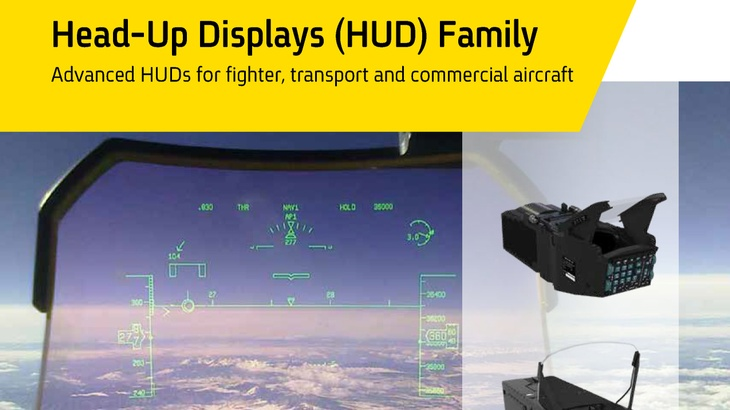 Head Up Displays Family