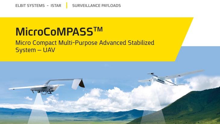 Micro-CoMPASS<sup>TM</sup> UAV