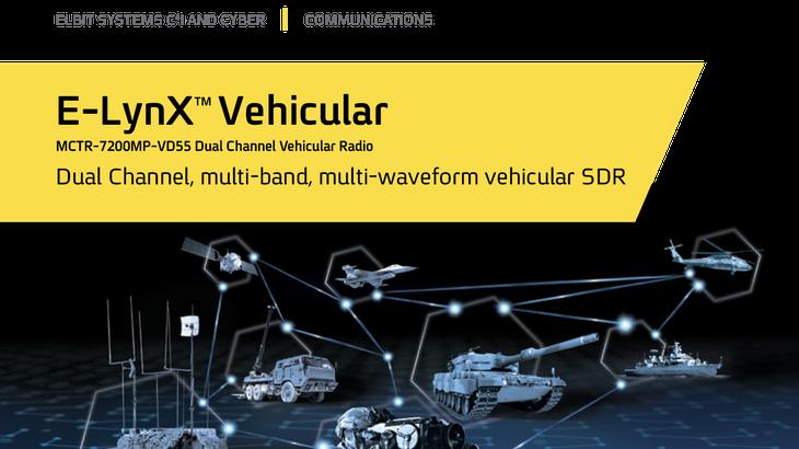 E-LynX™ Vehicular VD 55
