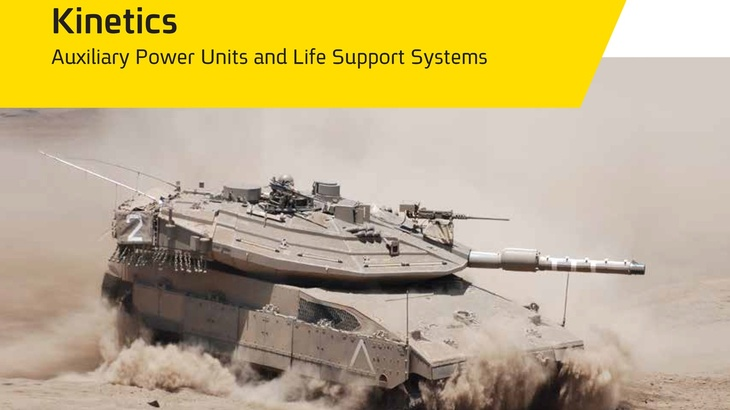 Kinetics Auxiliary Power Unit & Life Support Systems