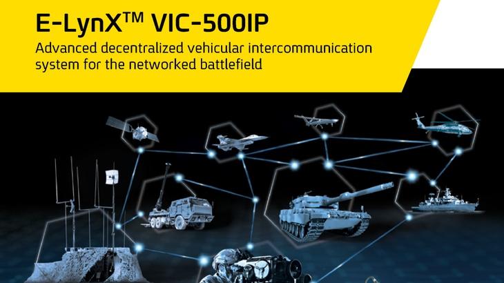 E-LynX<sup>TM</sup> VIC-500 IP