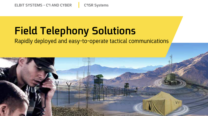 Field telephony solution