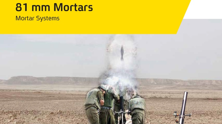 81 mm Mortars