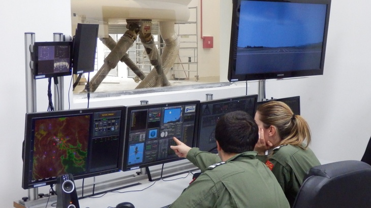Military pilot training solutions-Rotary wing