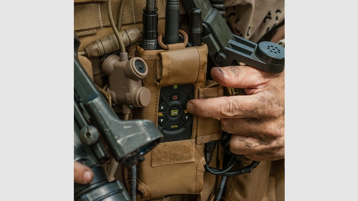 E-Lynx soldier radio PNR 1000