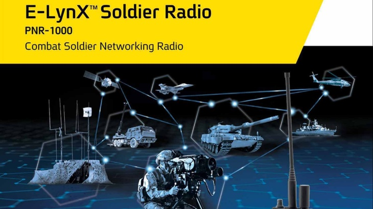 E-LynX™ Soldier Radio