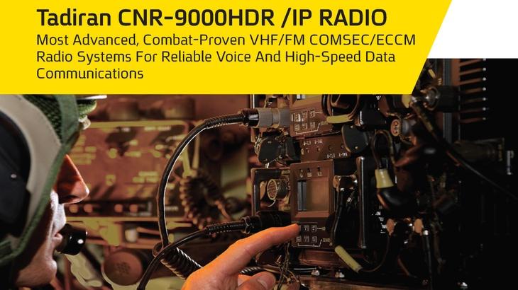 CNR-9000HDR