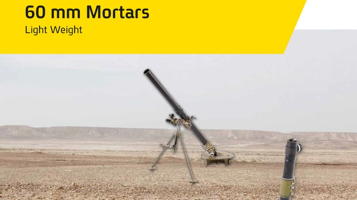 60 mm Mortars